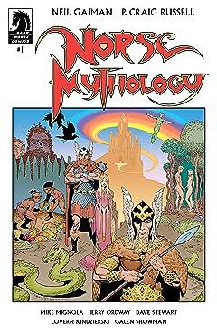 Norse Mythology I #1