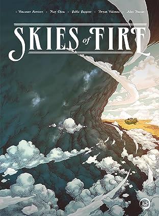 Skies of Fire #5