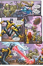 X-Men: First Class #5 (of 8)