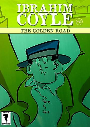 Ibrahim Coyle #12