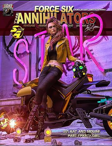 Force Six, The Annihilators #32