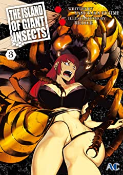 THE ISLAND OF GIANT INSECTS Vol. 3