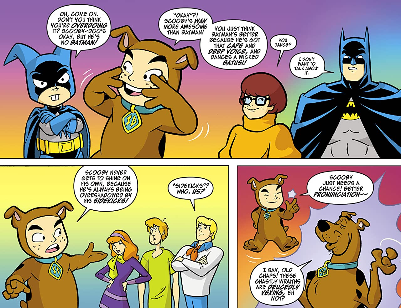 Scooby-Doo Team-Up (2013-) #6