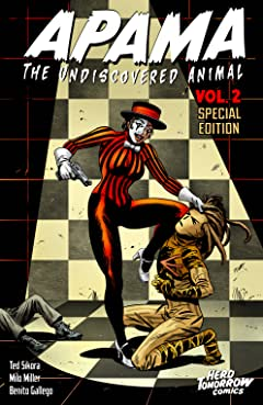 Apama - The Undiscovered Animal: Vol. 2 Special Edition