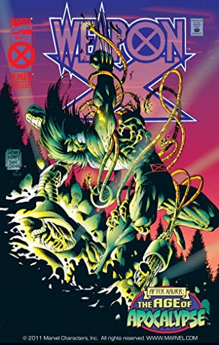 Weapon X (1995) #3