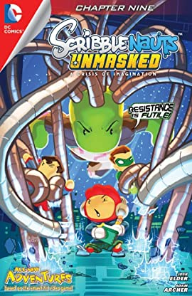 Scribblenauts Unmasked: A Crisis of Imagination #9
