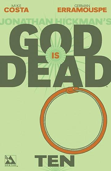 God Is Dead #10