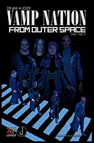 Vampire Nation from Outer Space #3