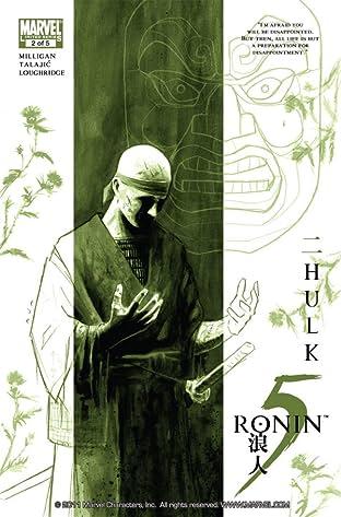 5 Ronin No.2 (sur 5)