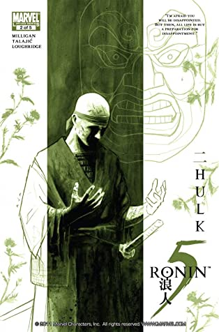 5 Ronin #2 (of 5)