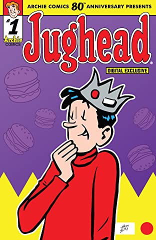 Archie Comics 80th Anniversary Presents Jughead