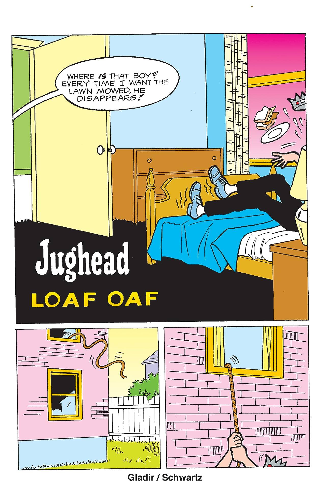 Archie Comics 80th Anniversary Presents Jughead