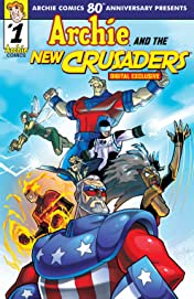 Archie Comics 80th Anniversary Presents New Crusaders