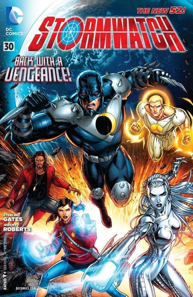 Stormwatch (2011-2014) #30