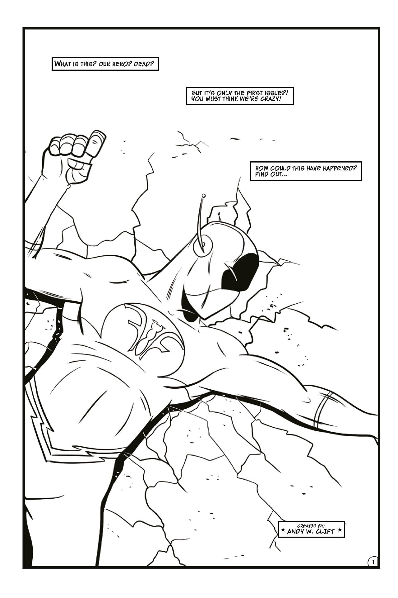 Frontier Comics #1