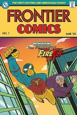 Frontier Comics No.1