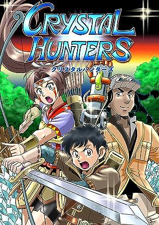 Crystal Hunters (Japanese - Natural) #1