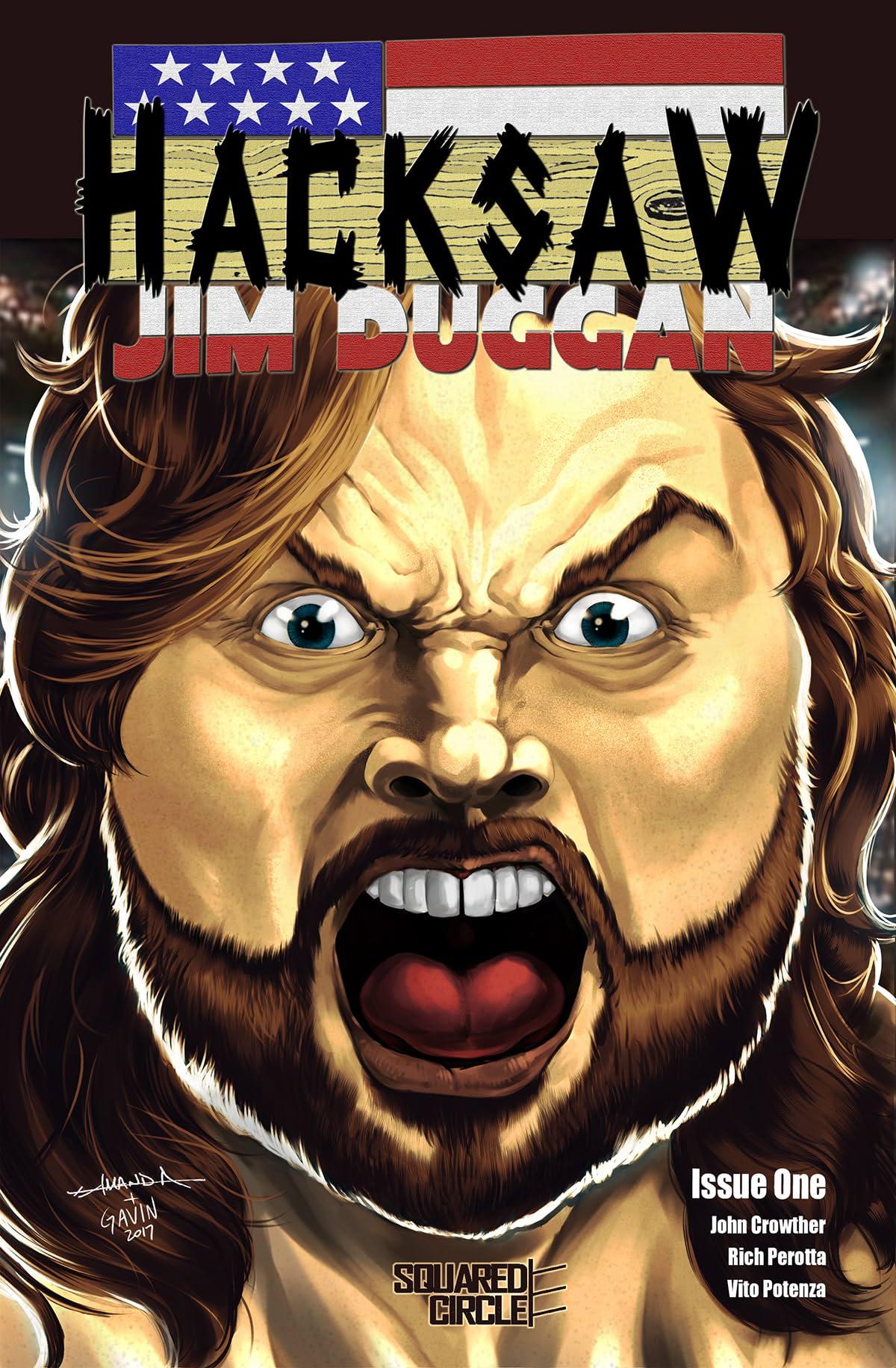 Hacksaw Jim Duggan #1