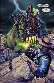 Last Ride of the 4 Horsemen #2