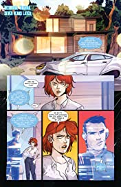 Lost On Planet Earth (comiXology Originals) #5 (of 5)