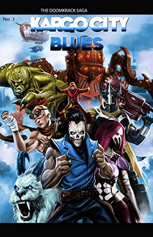The DoomKrack Saga #1
