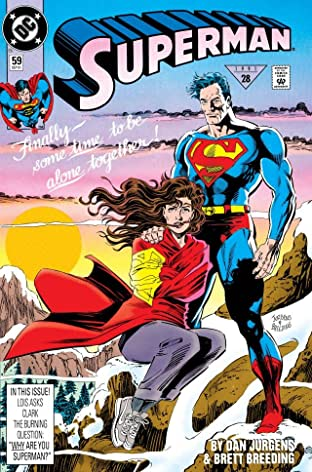 Superman (1987-2006) No.59