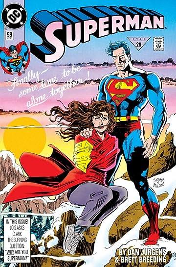 Superman (1987-2006) #59