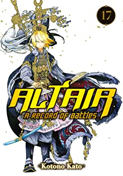 Altair: A Record of Battles Vol. 17
