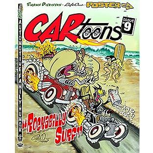CARtoons Magazine #9