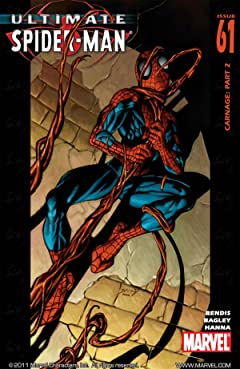 Ultimate Spider-Man (2000-2009) #61
