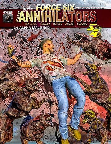 Force Six, The Annihilators #34