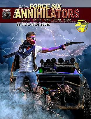 Force Six, The Annihilators #35