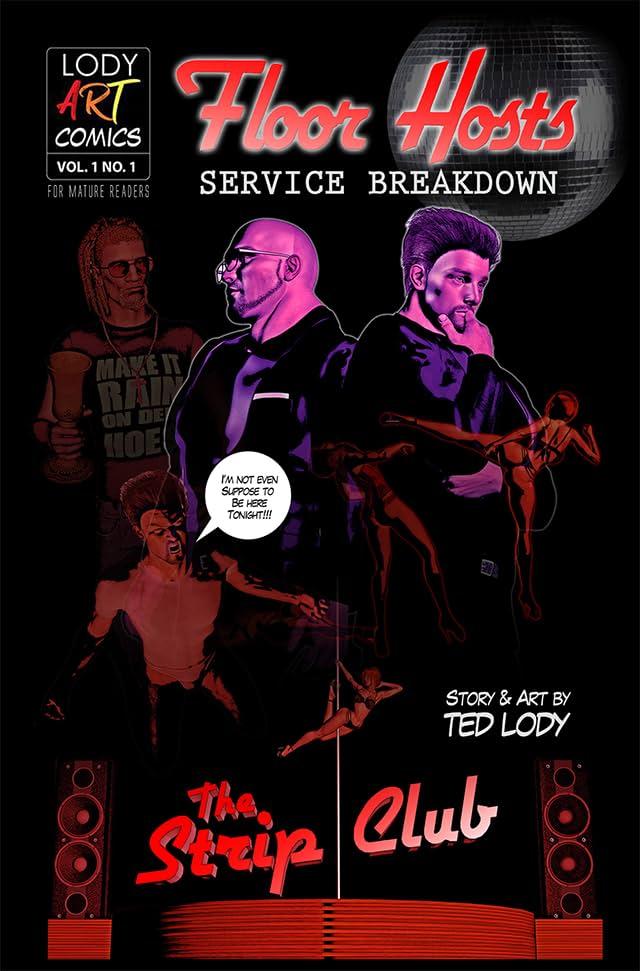 Floor Hosts: Service Breakdown #1