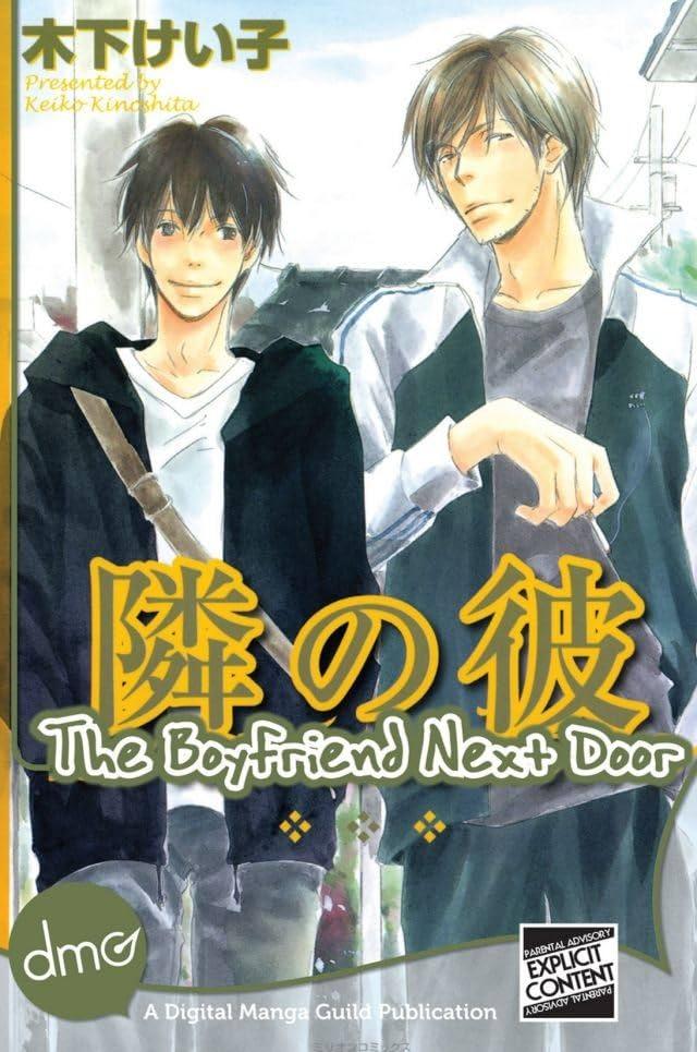 The Boyfriend Next Door