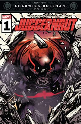 Juggernaut (2020-) #1 (of 5)