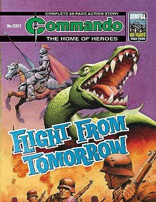 Commando #5331: Flight From Tomorrow