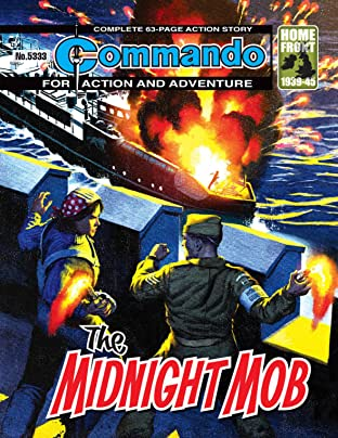 Commando #5333: The Midnight Mob