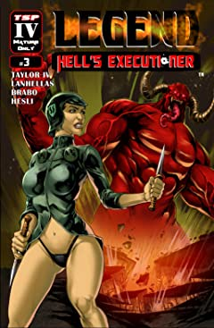 Legend: Hell's Executioner #3
