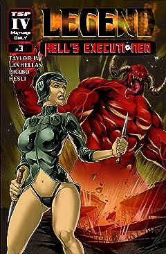 Legend: Hell's Executioner #3