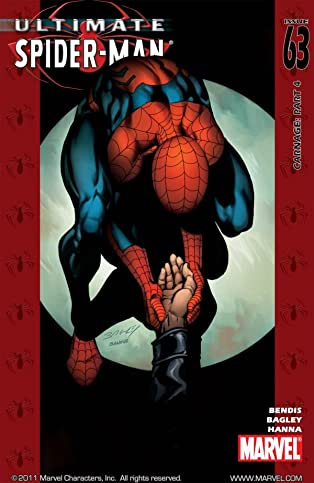 Ultimate Spider-Man (2000-2009) #63