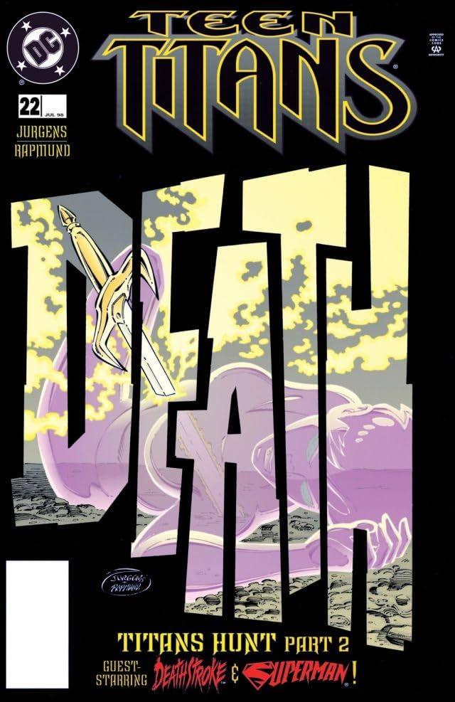 Teen Titans (1996-1998) #22