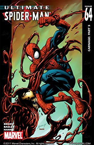 Ultimate Spider-Man (2000-2009) #64