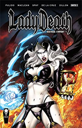Lady Death #1: Nightmare Symphony (Chapter 8)