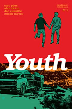 Youth (comiXology Originals) No.1 (sur 4)