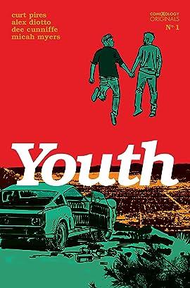 Youth (comiXology Originals) No.1 (sur 4)