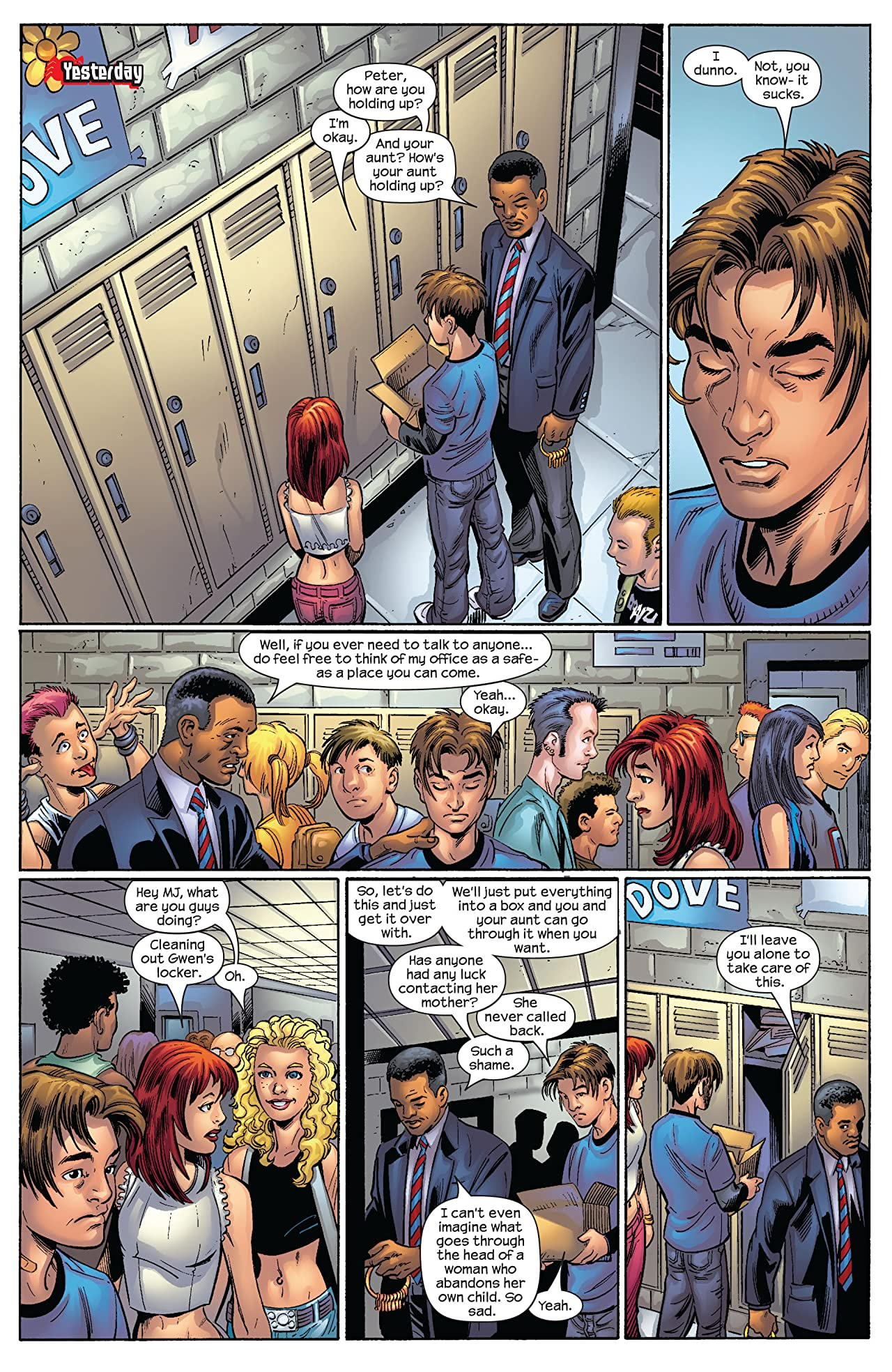Ultimate Spider-Man (2000-2009) #65
