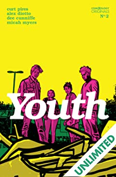 Youth Season One (comiXology Originals) #2 (of 4)