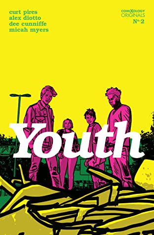 Youth (comiXology Originals) No.2 (sur 4)