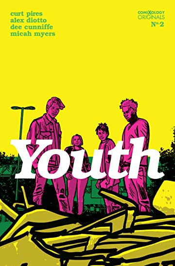 Youth (comiXology Originals) #2 (of 4)
