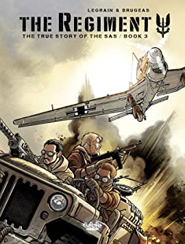 The Regiment - The True Story of the SAS Vol. 3
